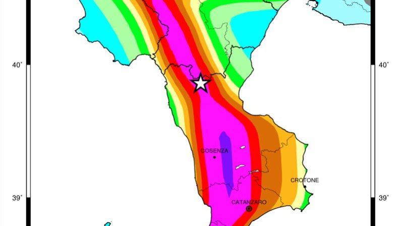 Il Pollino in apprensione per lo sciame sismicoL'esperto rievoca i precedenti del 1888 e 1973