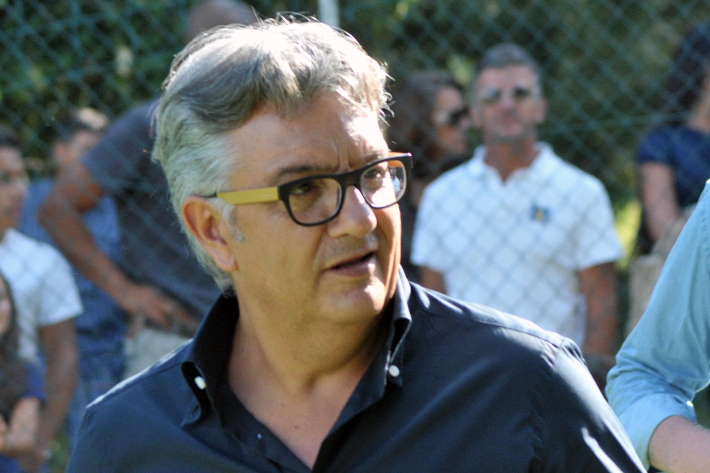 Si chiude un'epoca: dopo 25 anni Raffaele Vrenna lascia il Crotone. Ora tocca al fratello Gianni