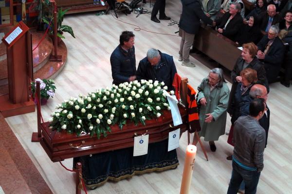 I funerali di Domenico Lorusso | GALLERY