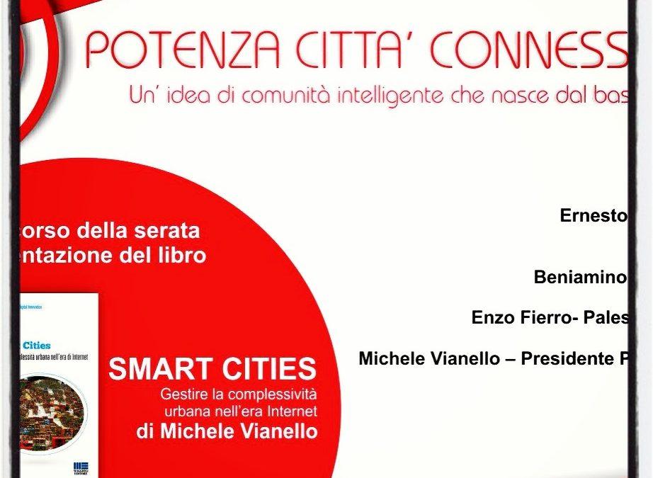 A Potenza si discute di città connesa Un bell'appuntamento con Michele Vianello