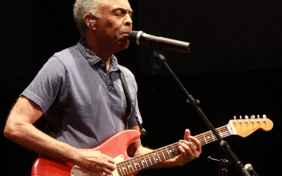 Gilberto Gil, musica dal Brasile  allo splendore dello Scolacium