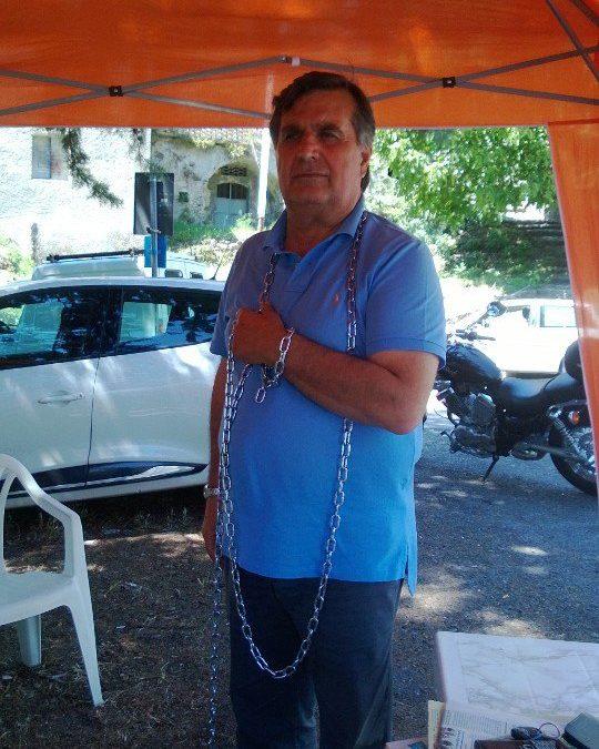 Chiaromonte, il sindaco Vozzi non molla Il presidio in difesa dell'ospedale