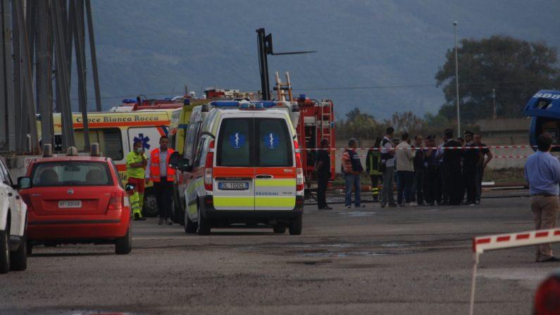 Esplosione Lamezia, indagato amministratore IlsapLa Procura sta esaminando anche altre posizioni
