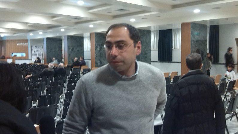 Incidente sull'Ofantina per il consigliere Pd Piero Lacorazza: contusioni e una costola fratturata