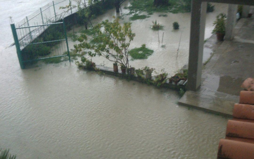 Maltempo in Calabria, le foto delle aree colpite