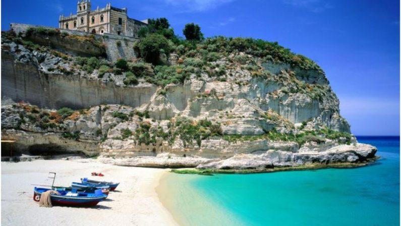 Tropea tra le 10 perle d'ItaliaÈ lei la spiaggia più bella in Calabria?
