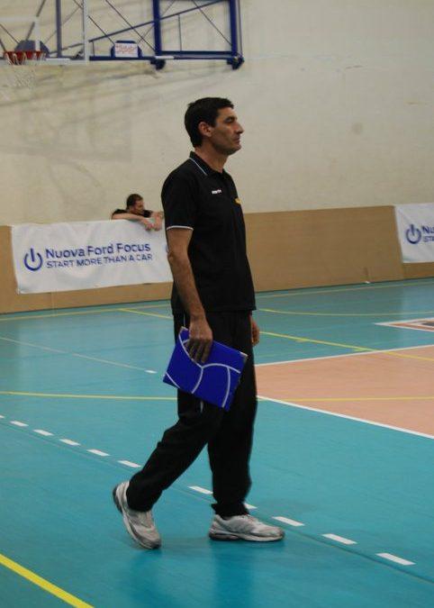 Volley, il tecnico Torchia rinuncia alla panchina del Cosenza in B1