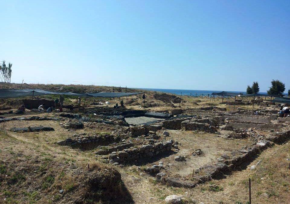 Le foto degli scavi nel sito archeologico di Caulonia