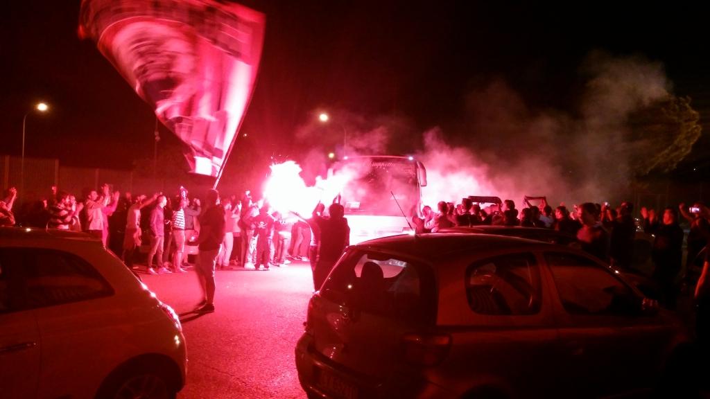 Dopo 64 anni il Cosenza espugna Catanzaro Finisce 3-1 il derby della Coppa di Lega Pro