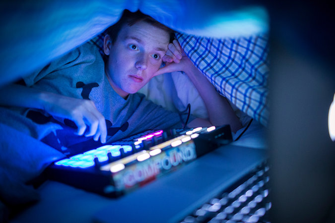 L'insomnia 2.0 dei vampiri digitali