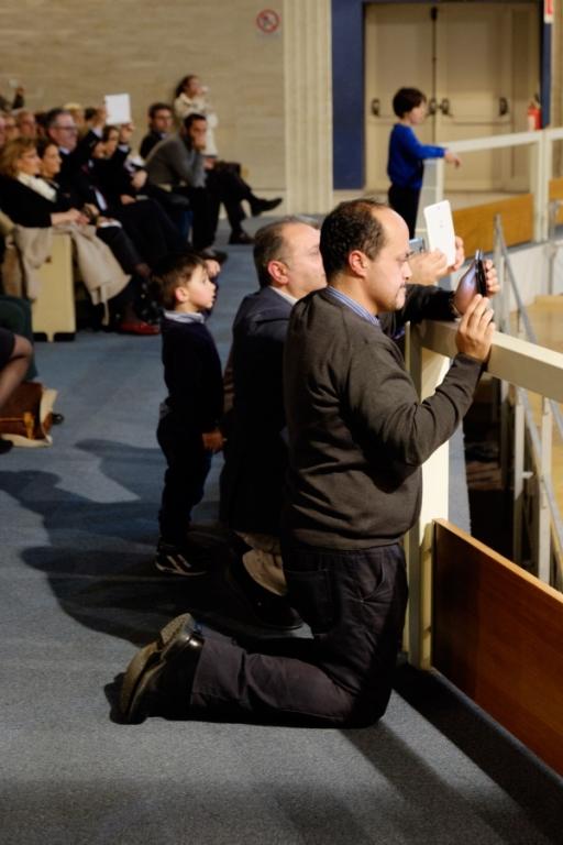 Le voci dell'istituto  Torraca-Bonaventura Sul palco  la più grande orchestra della città