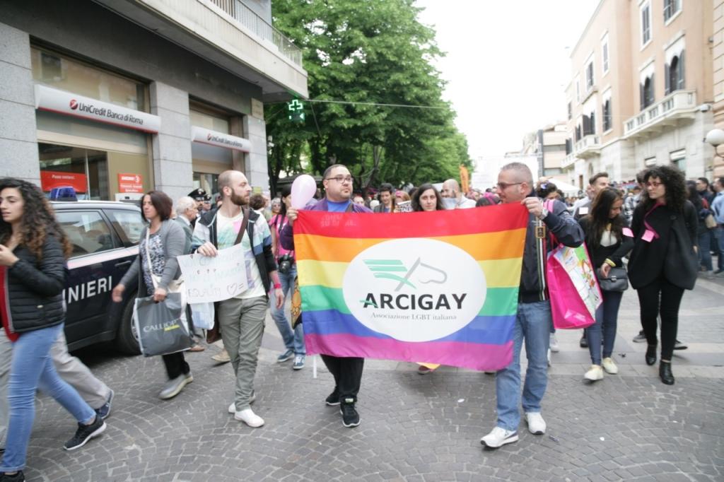 """Gay Pride, """"Forza nuova"""" presente con un proprio presidio"""