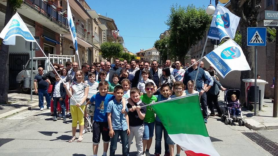 Il voto per le comunali in Basilicata  L'attesa, i volti, la festa sui territori