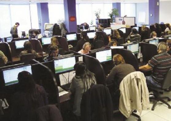 Uil: senza incentivi i contratti indeterminati sono crollati