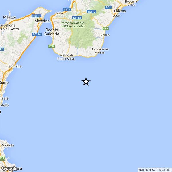 Scossa di terremoto tra Avellino e Foggia, nessun danno ma la terra trema