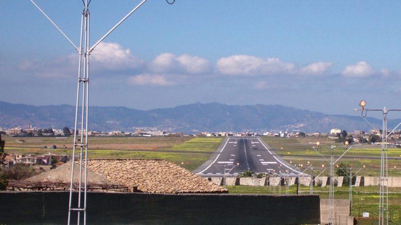 Si torna a volare all'aeroporto di Reggio Calabria: Alitalia in pista dal primo luglio