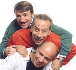 Reggio si prepara ad accogliereAldo, Giovanni e Giacomo in tour