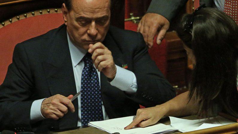 Regionali, Berlusconi frena su Occhiuto: «Stiamo esaminando le vicende processuali»