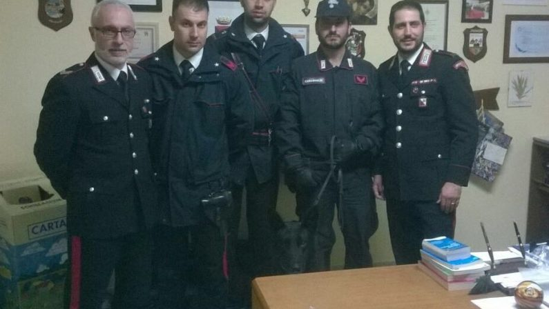 Droga e armi in stabilimento balneareArrestati due fratelli nel Catanzarese