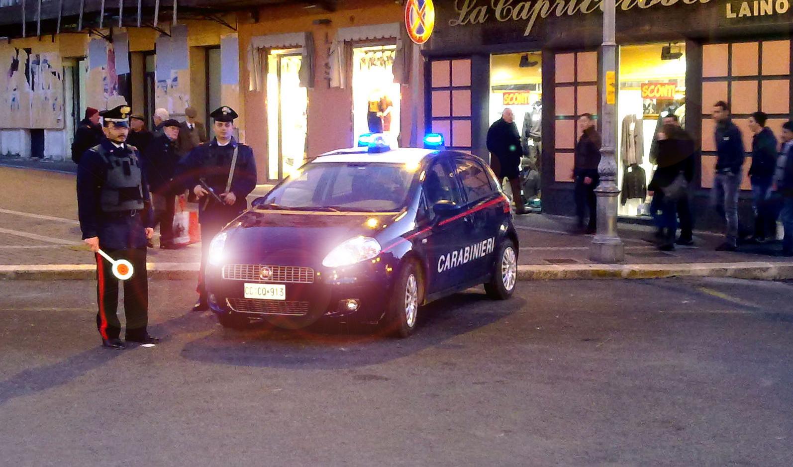 Arrestato pregiudicato e denunciato pusher nella Valle dell'Irno