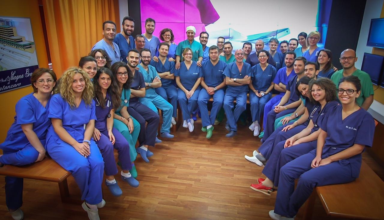 Pacemaker con defibrillatore, intervento innovativocompiuto dagli specialisti dell'Università di Catanzaro
