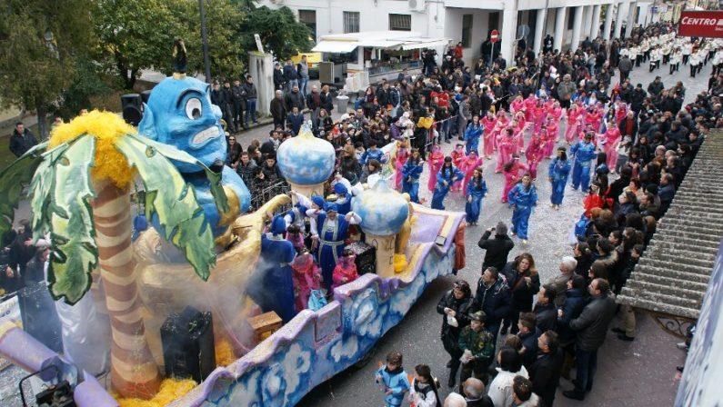 Ad Avellino il Carnevale si festeggia con le Zeze irpine