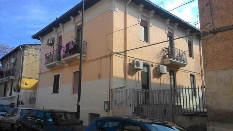 LA FOTO - Reggio Calabria, la casa paterna di Infantino, neo eletto presidente della Fifa