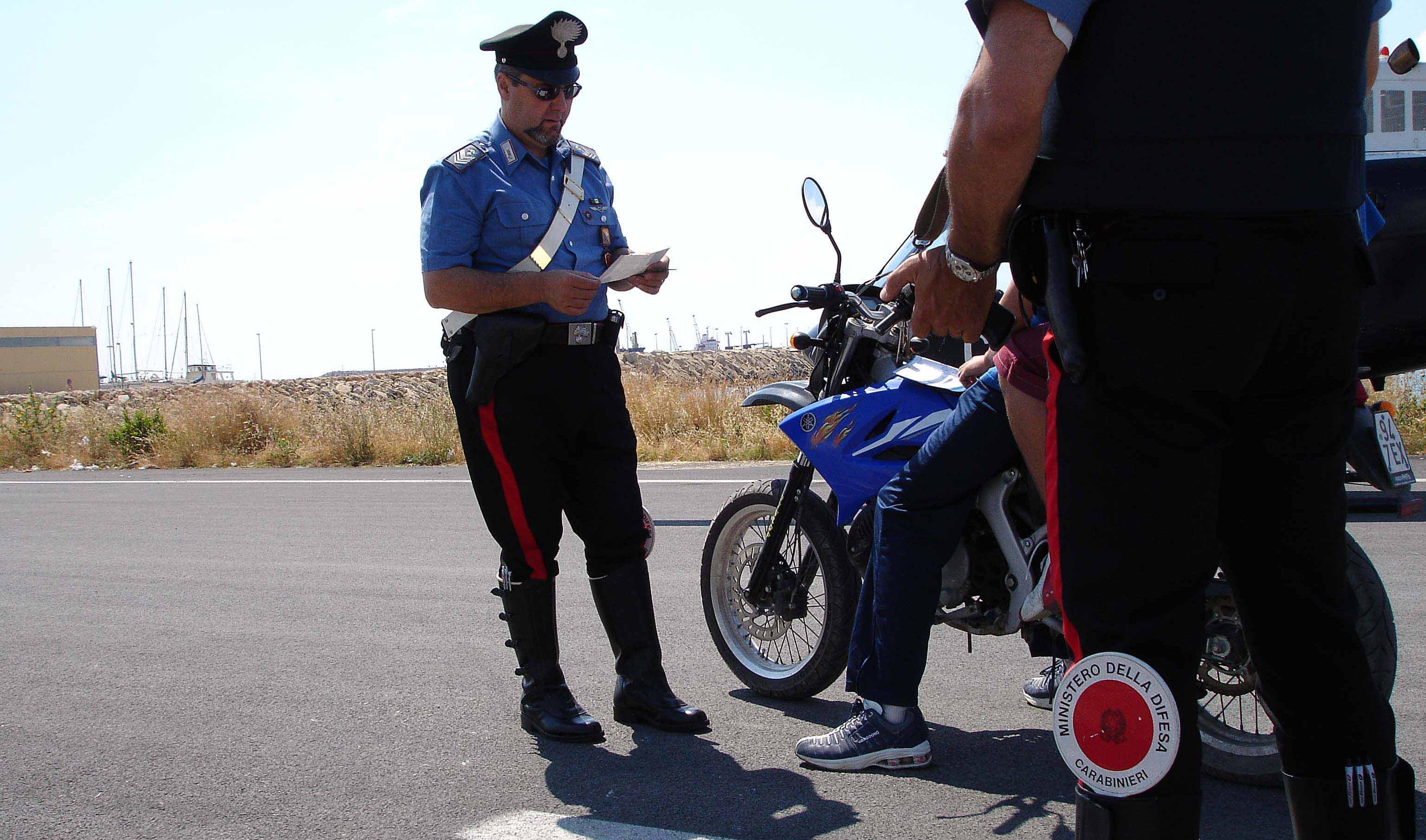 Fornisce false generalità ai carabinieriArrestato un giovane nel Vibonese