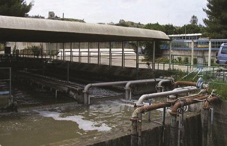 Un impianto di depurazione