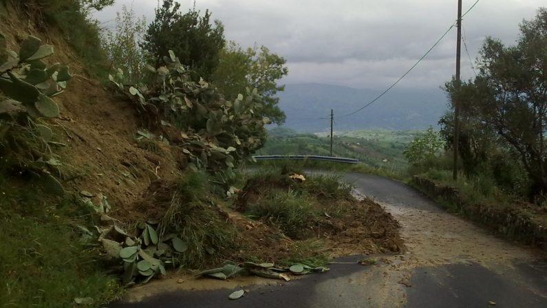 Maltempo, una famiglia resta isolata a RossanoDifficoltà anche nel Vibonese, la denuncia di Tansi