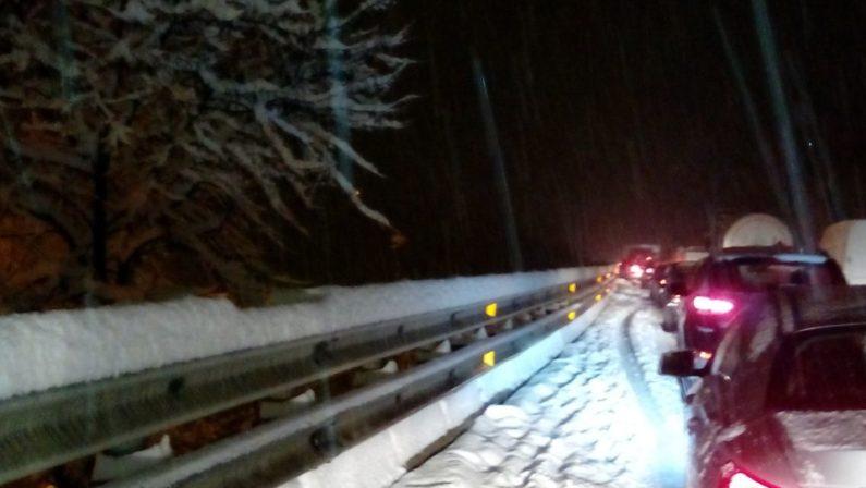 Scatta l'allerta meteo in Campania, neve anche a bassa quota: il Piano della Protezione Civile