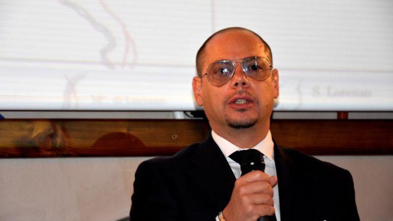 Intimidazione a Reggio, testa mozzata di caprettosull'auto del presidente di Federparchi Calabria