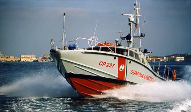 Otto quintali di prodotti ittici sequestrati dalla Guardia costiera a Reggio Calabria