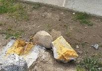 Petilia, danneggiato il monumento a Lea GarofaloPietre divelte e rubato un faro, la denuncia del sindaco