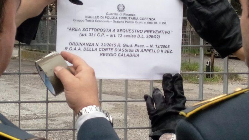 Cosenza, sequestrato appartamento da 230 mila euroad una persona condanna per associazione mafiosa
