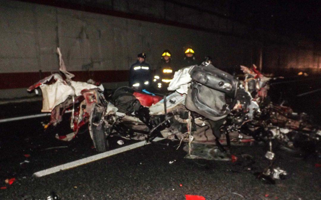 Strage di giovani sull'autostrada Salerno-Reggio Calabria  Chiesto il rinvio a giudizio per 13 persone, udienza a luglio