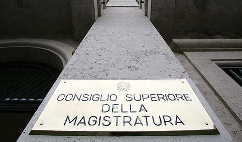 La sede del Consiglio superiore della magistratura