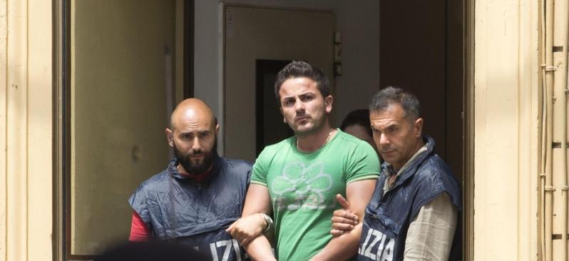 Condannato a 10 anni Giuseppe Franco, militare della marina di origine Calabrese