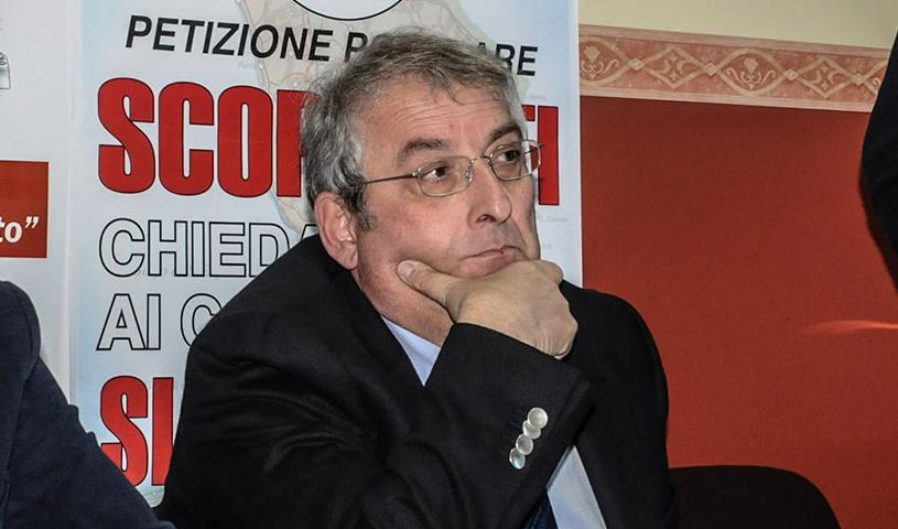 Operazione Libro Nero, dopo l'arresto di Seby Romeo  Magorno si autosospende dal Partito Democratico