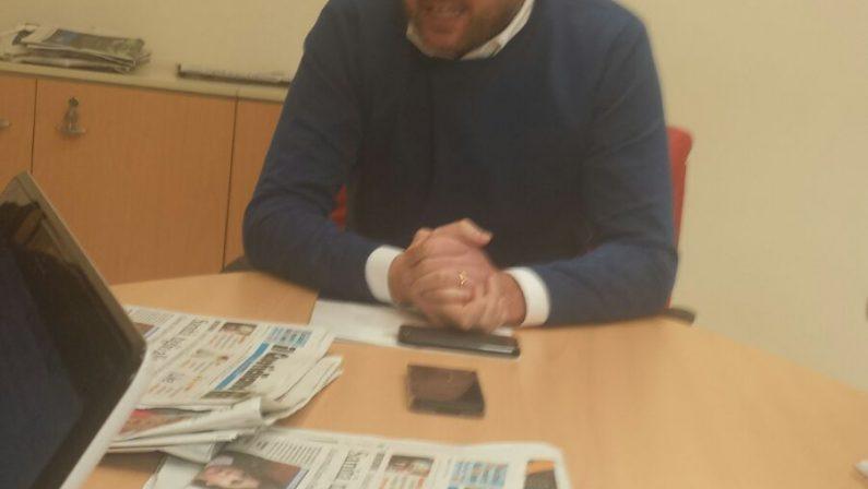 Forum al Quotidiano di Cosenza, #mancinirispondeLe immagini dell'incontro con i giornalisti