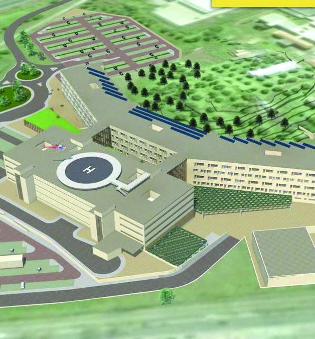 Maxi sequestro di azioni che coinvolge anche la società che dovrebbe realizzare gli ospedali di Sibari e Gioia Tauro