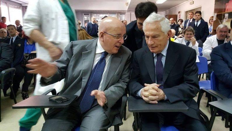 Sanità, stop a doppio ruolo commissario e governatoreIl decreto del Governo blocca le ambizioni di Oliverio