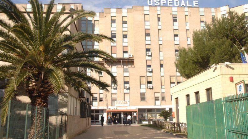 Allarme sanità, chiuso il reparto di Nefrologiadell'ospedale San Giovanni di Dio di Crotone