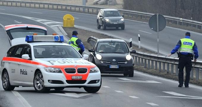 Quindici presunti membri della 'ndrangheta calabrese arrestati in Svizzera