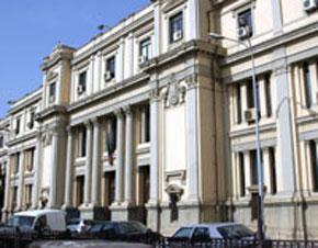 La sede della Procura di Catanzaro