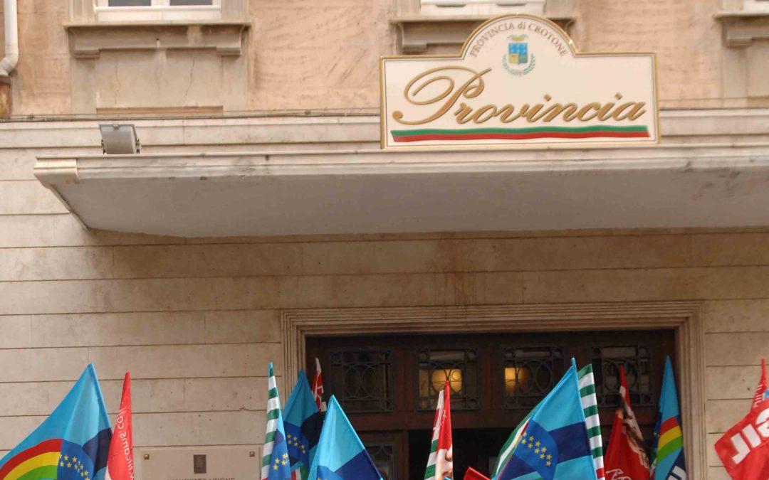 La sede della Provincia di Crotone riapre