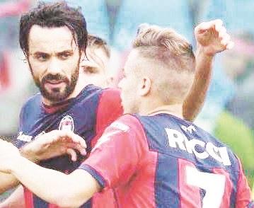 Ricci esalta il CrotoneBattuto anche il Vicenza