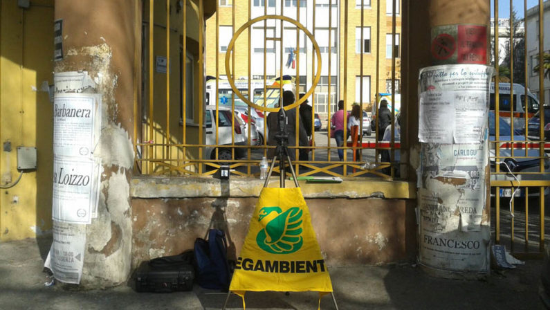 Legambiente lancia l'allarme polveri sottili a CosenzaI valori sono molti alti e servono politiche ambientali