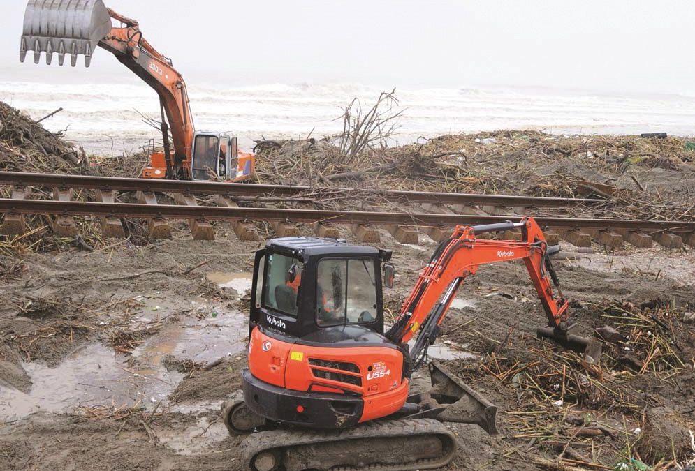 Stato d'emergenza per alcune zone della Calabria colpite dal maltempo