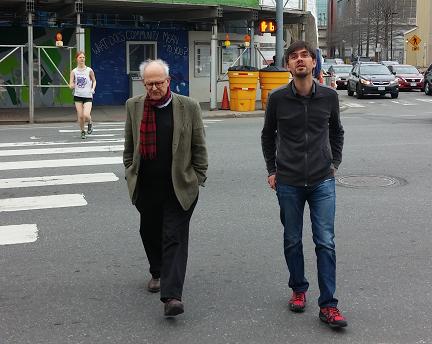 """Calabresi nel mondo, Salvatore Vitale a Boston  grazie a lui si """"sentono"""" le onde gravitazionali"""